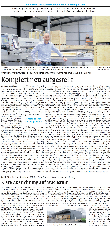 redaktion ibbenbürener volkszeitung